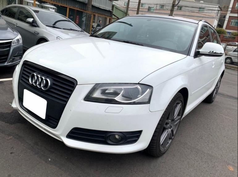 Audi 奧迪 A3