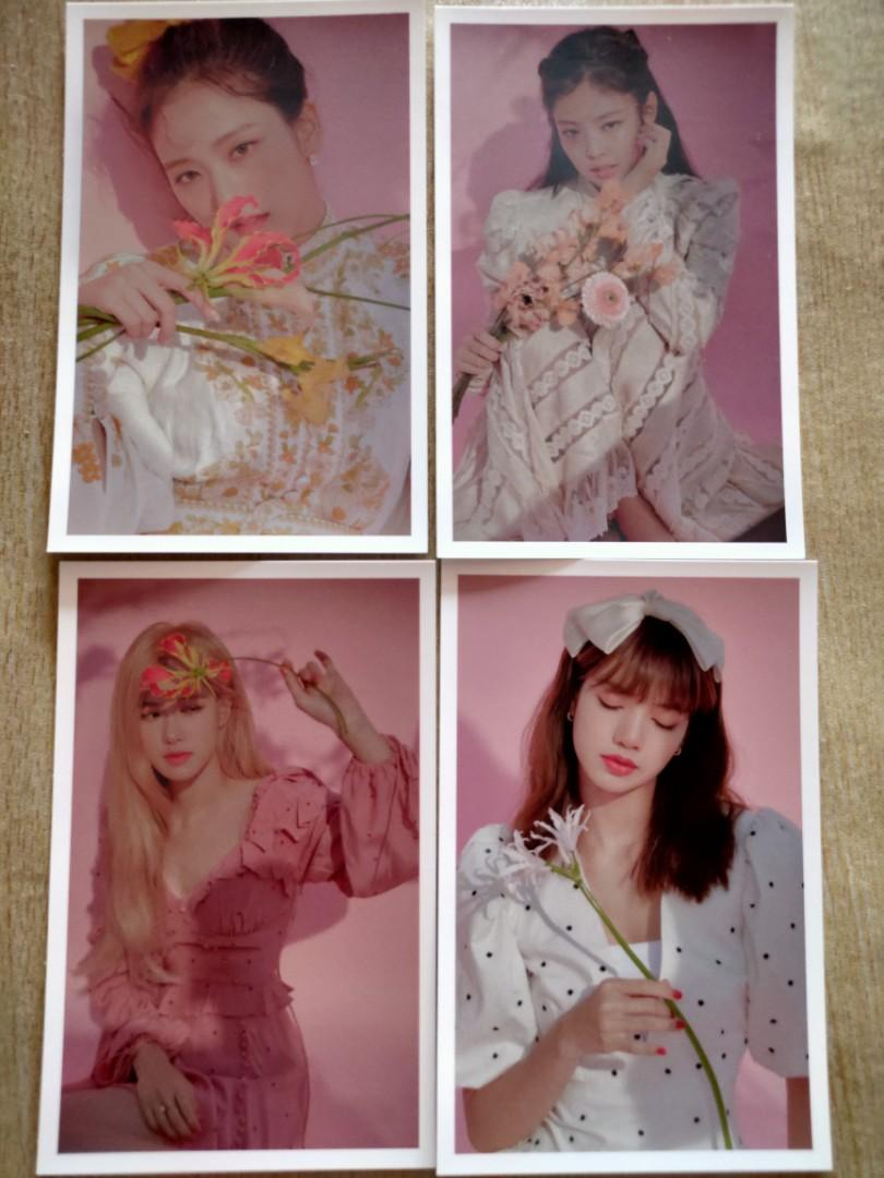 BLACKPINK 2020 Welcoming collection (Postcard set)