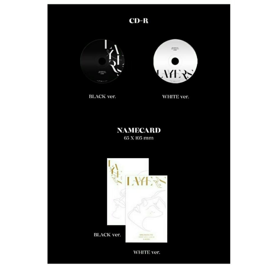 [CHOOSE VER] ONG SEUNG WU 1st MINI ALBUM - LAYER PRE ORDER