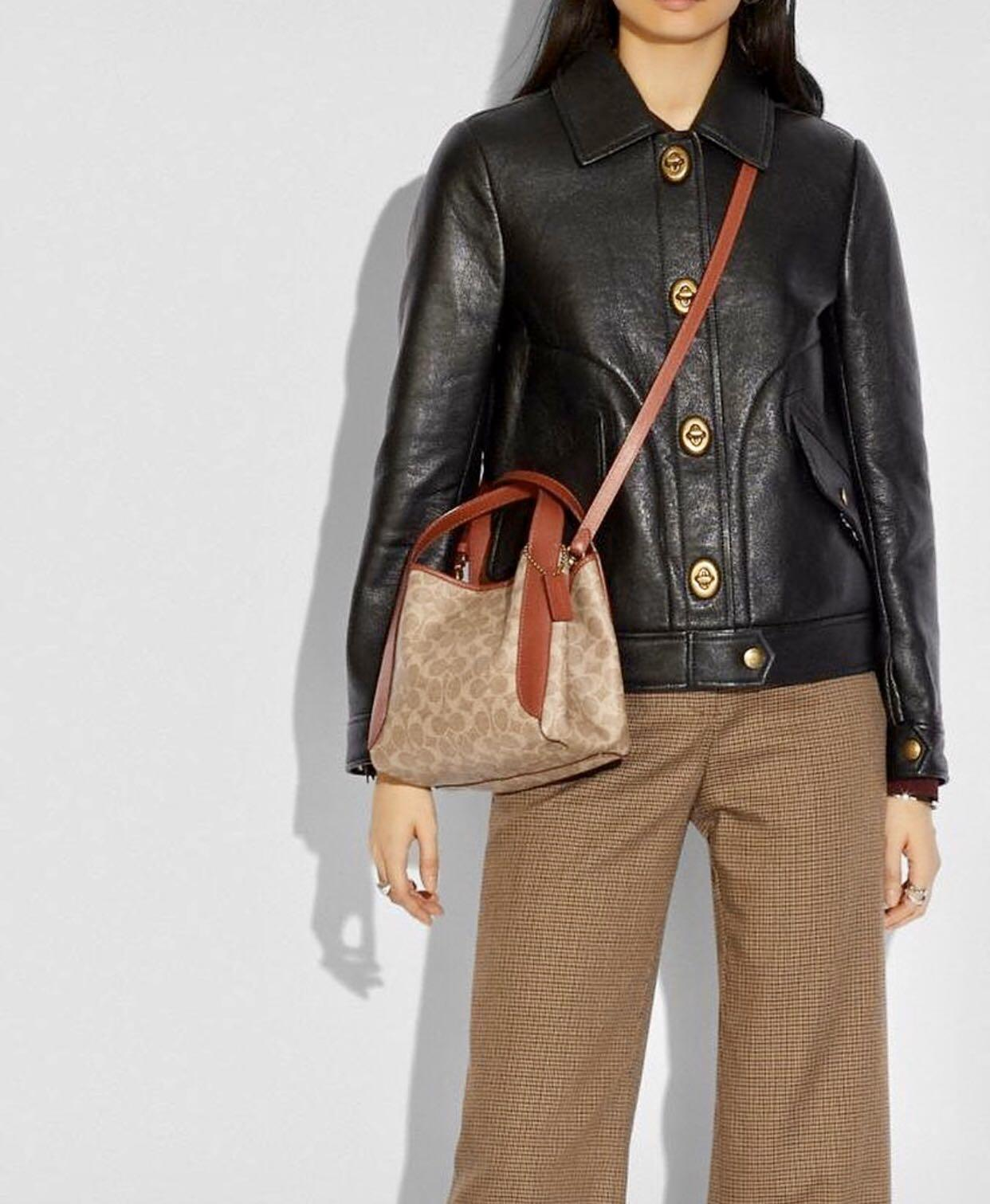 REPRICE Coach Hadley 21 Hobo Bag #coach #prelovedcoach #payday #flashsale #gooddeal #joinmaret #joinapril