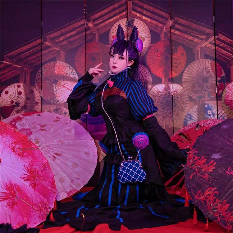 Fate/Grand Order FGO 紫式部 cosplay服裝