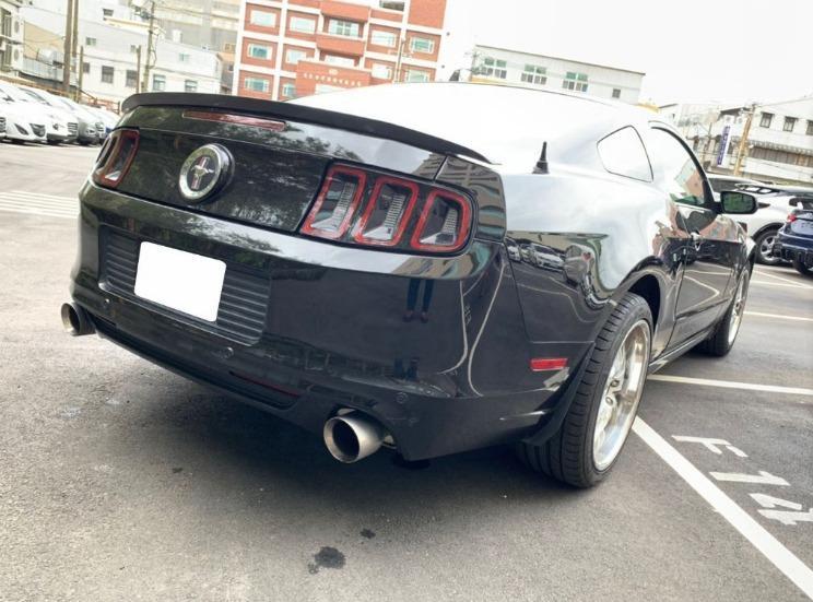 Ford 福特 Mustan野馬