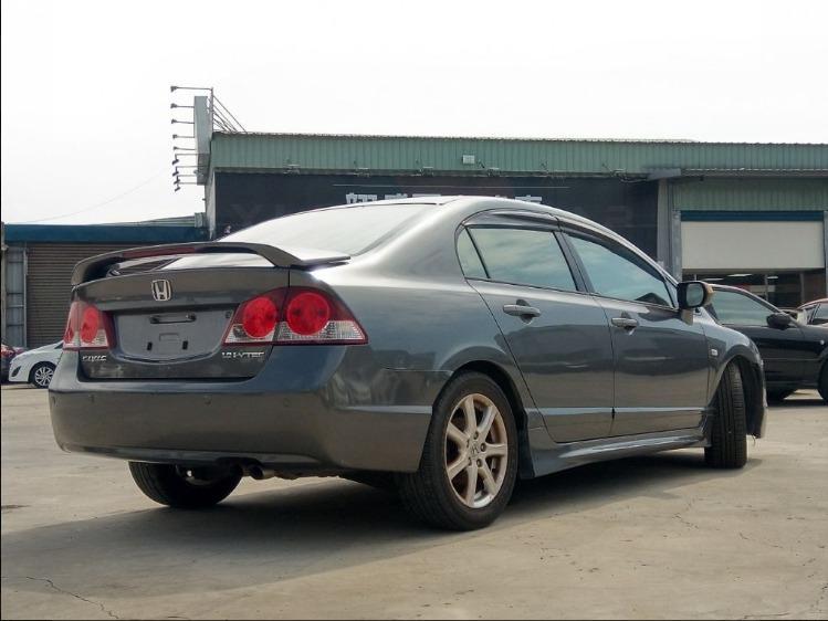 Honda 本田 Civic K12