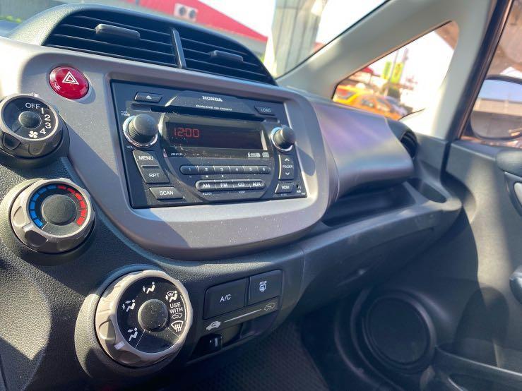 Honda Fit 09