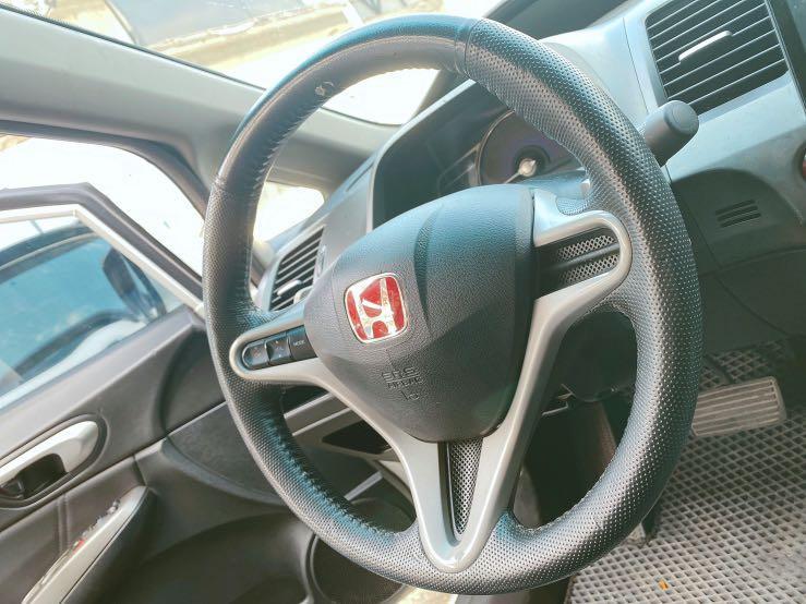 Honda k12 07 RR包