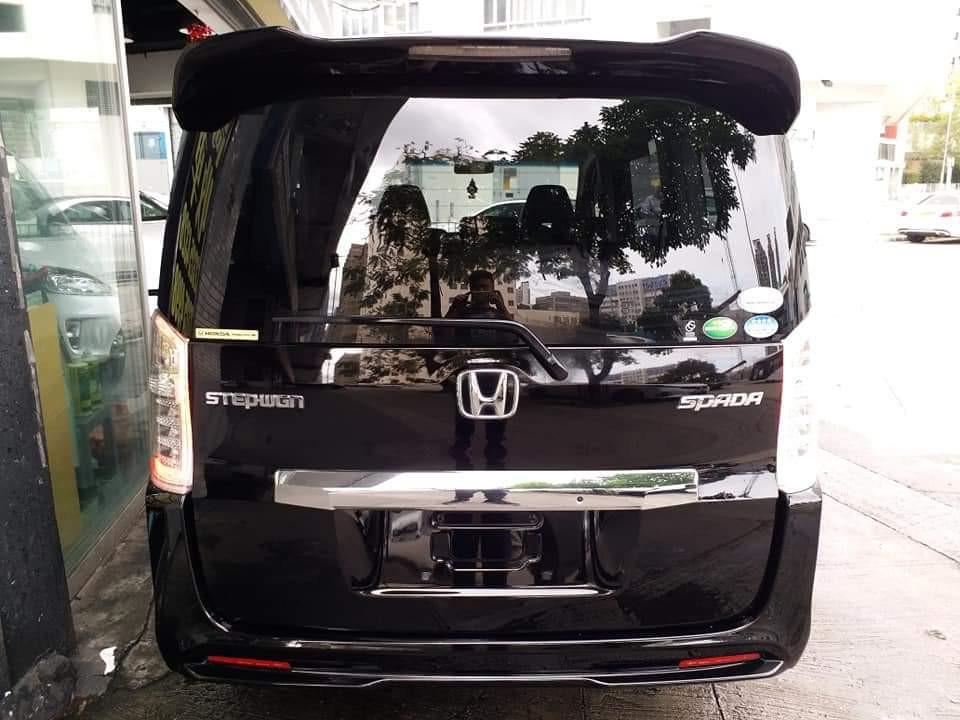 Honda Stepwagon 2.0 Manual
