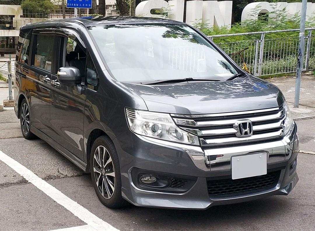 Honda Stepwagon RK5 Auto