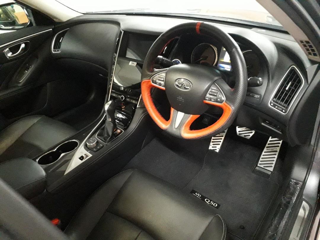 Infiniti Q50 2.0 T DAS Auto