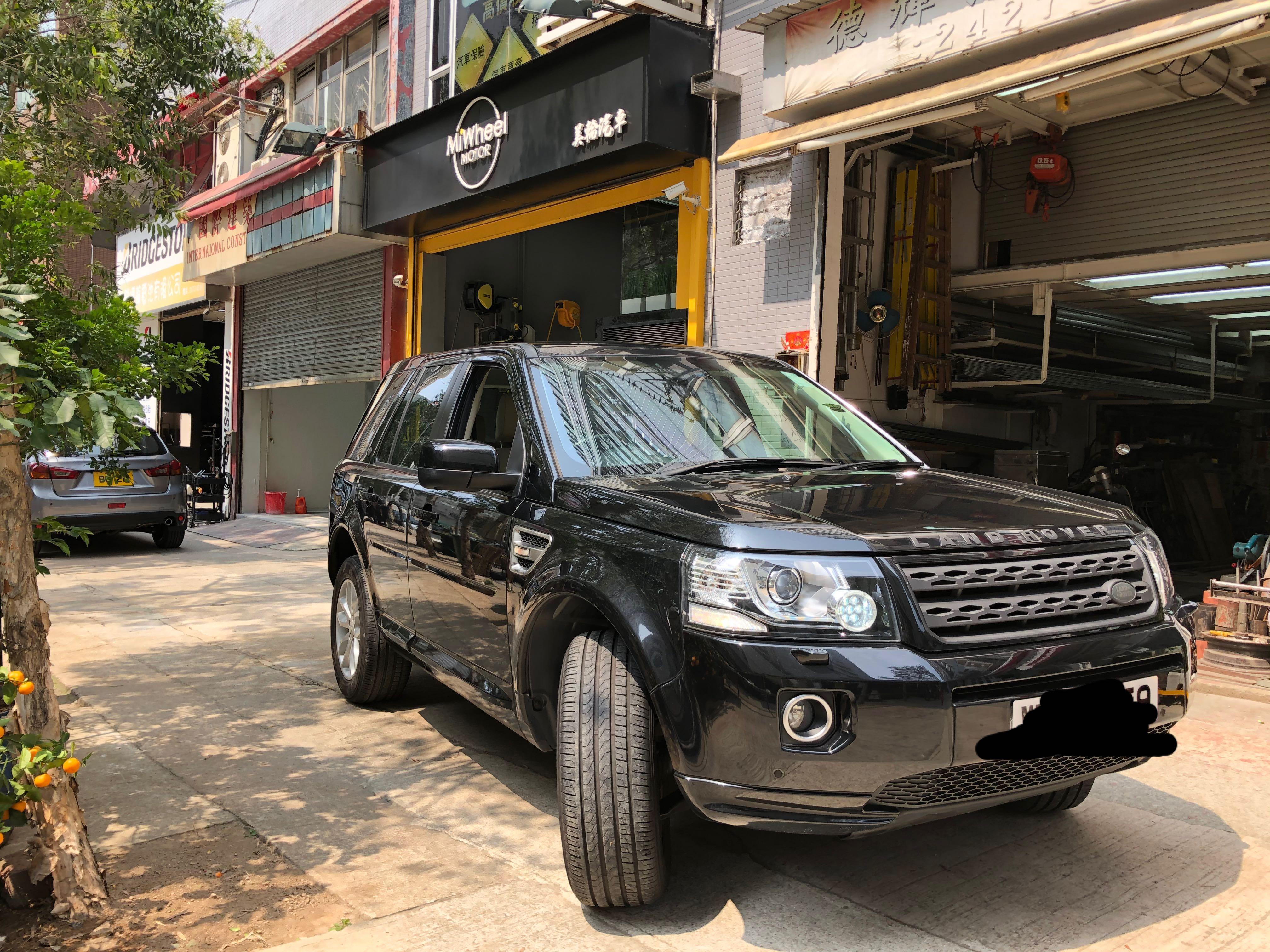 Land Rover Freelander 2 2.0 HSE (A)