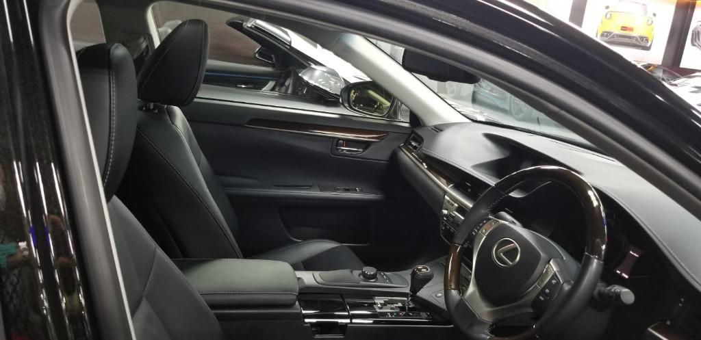 Lexus ES250 Executive (A)