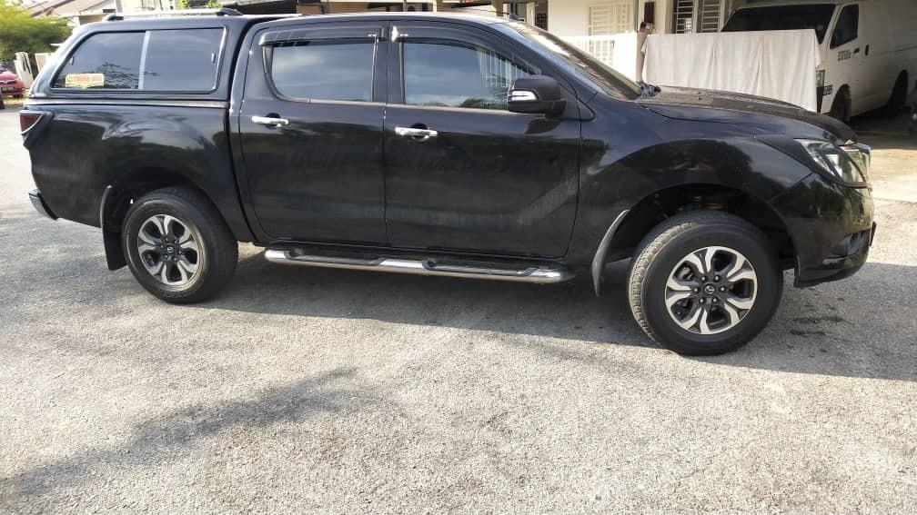 Mazda BT-50 Facelift High Spec (Auto) Full Service Record / Low Mileage / Under used.