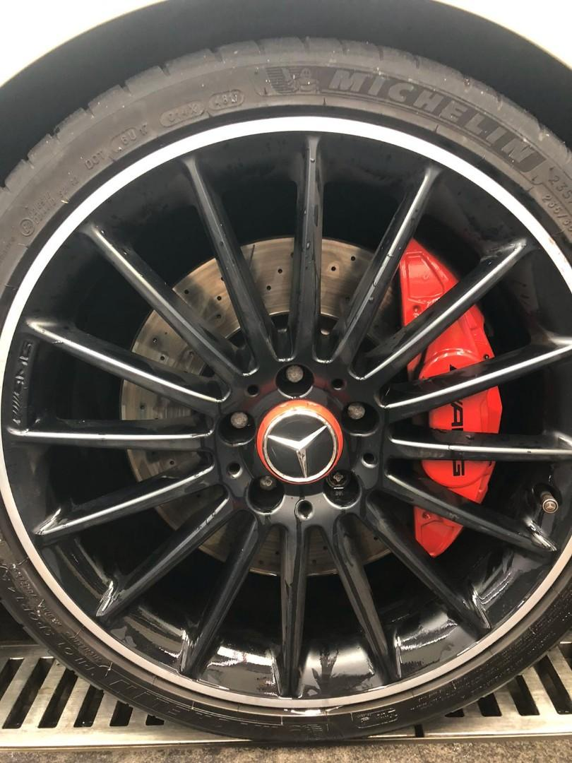 Mercedes-Benz A45 AMG 4Matic Edition one Auto