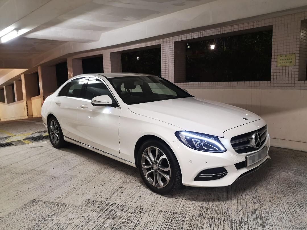Mercedes-Benz C200 c200 Auto