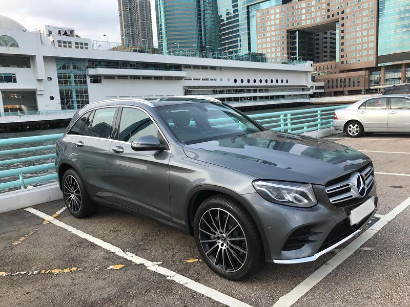 Mercedes-Benz CLC250 AMG Auto