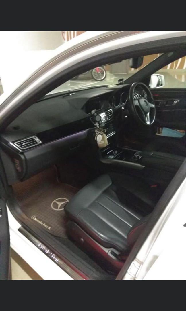 Mercedes-Benz E200 Premium Edition Auto