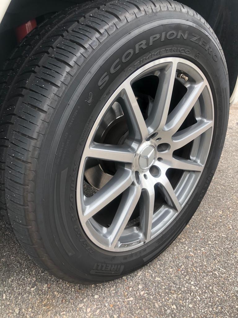 Mercedes-Benz G350 BlueTec (A)