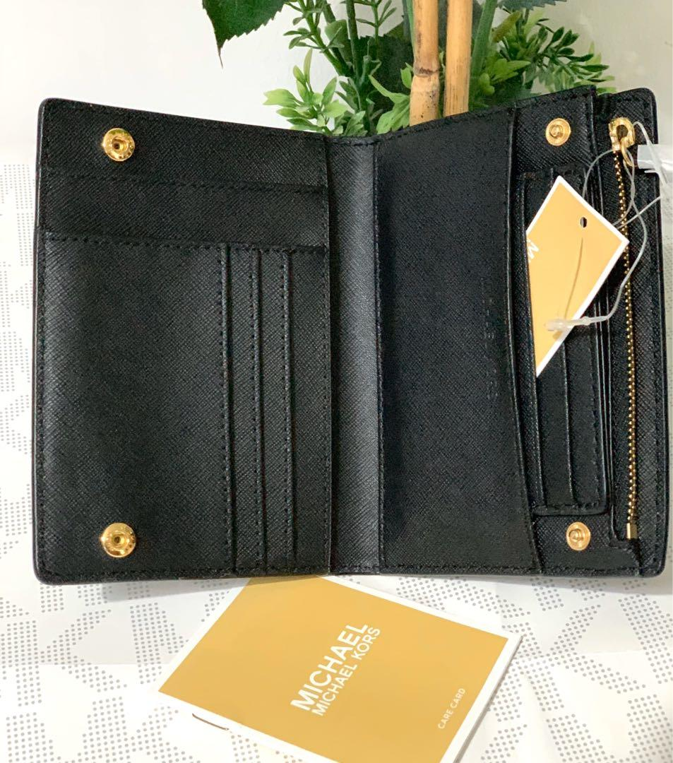 MICHEAL KORS Wallet for Women with Detachable Card Case - Original from the USA 🇺🇸 Outlet Store