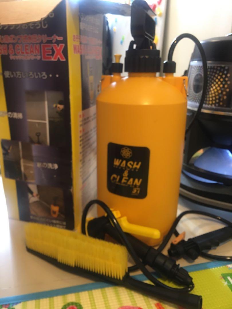 Nil 洗車水泵 Used Manual