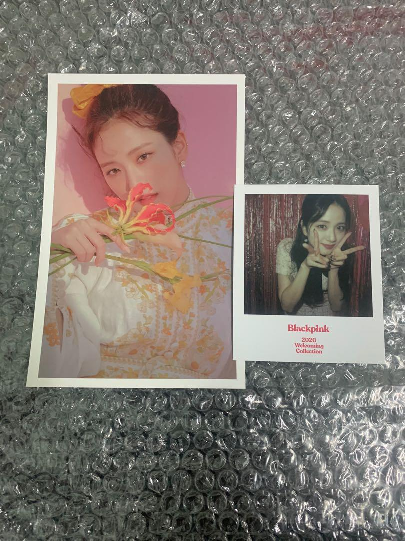 [Ready Stock] Blackpink Welcoming Collection 2020 -Jisoo Set