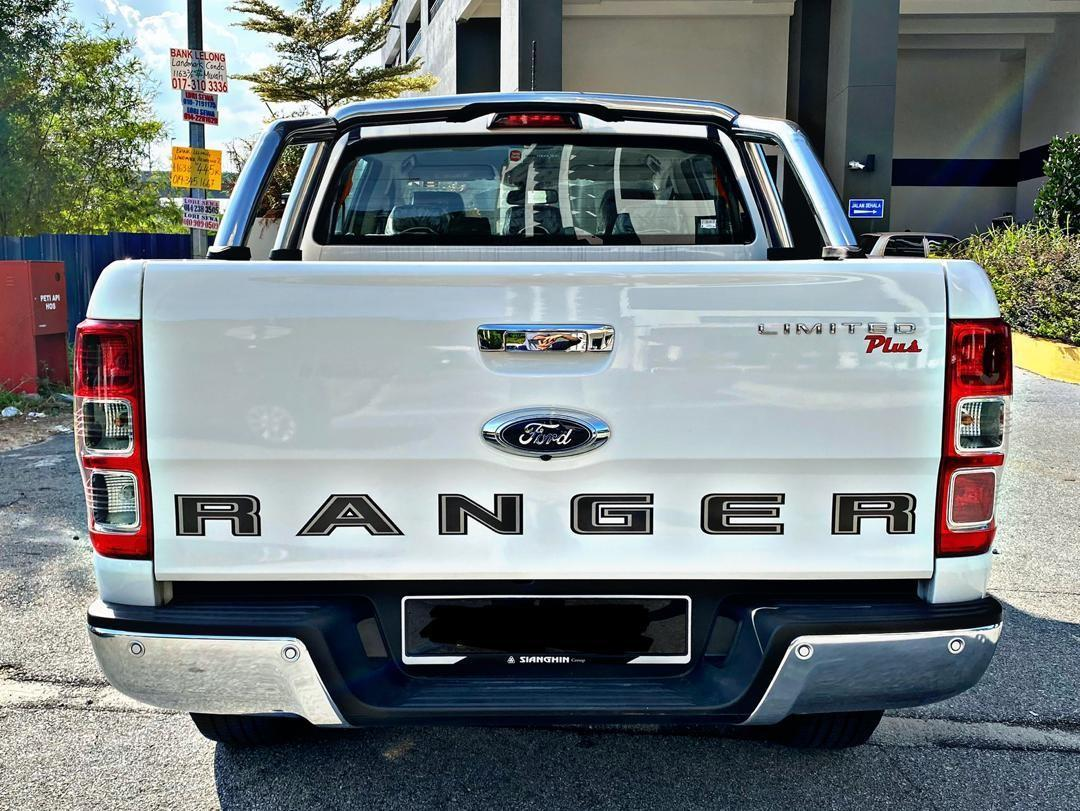 SEWA BELI BERDEPOSIT>>FORD RANGER XLT PLUS LIMITED 4WD 10SPEED 2.0 2020