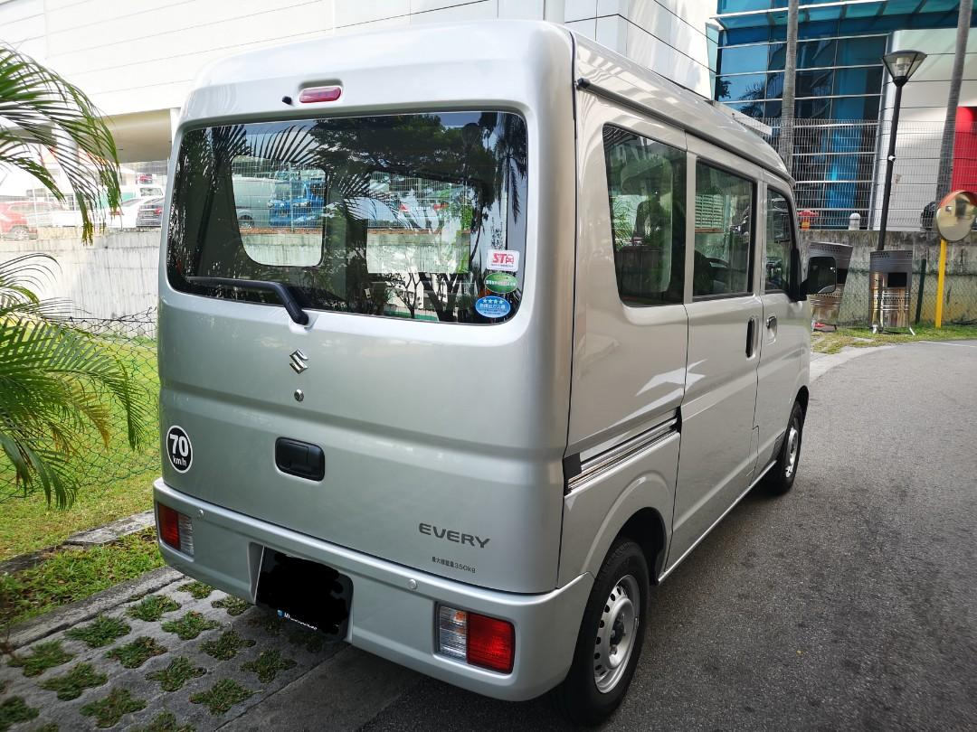 """Suzuki Every 660 Auto for Rental (Click on """"read more"""" for more details)"""