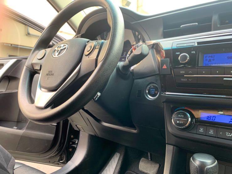Toyota Alits 16 s