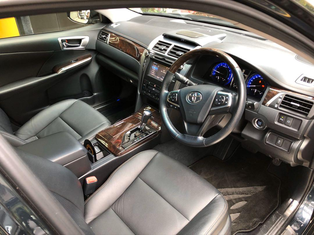 Toyota Camry 2.5 (A)