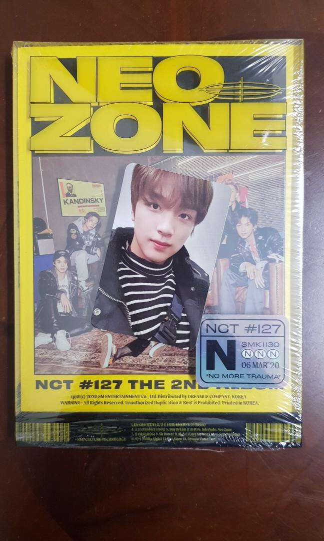 [WTT] Want To Trade NCT 127 Neo Zone Photocard (N Version)