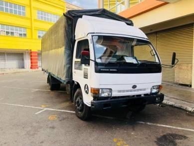 3Tan Lorry