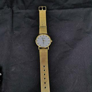 Geneva Quartz Wrist Watch