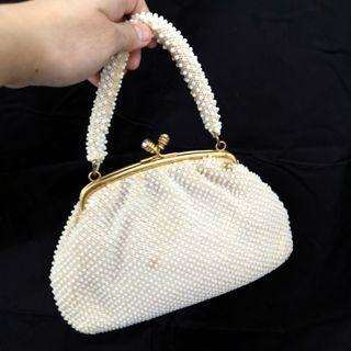 Vintage Beaded Bag/ Purse