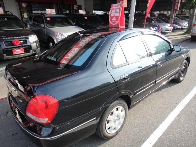 05 Sentra M1 1.6 黑~便宜代步車.車車極美!