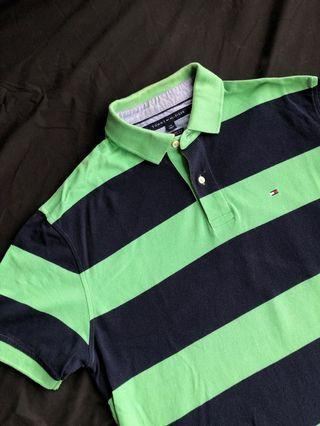 Collared Tommy Hilfiger shirt