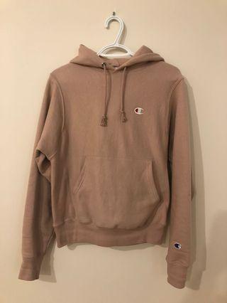 Rose Champion reverse weave hoodie (xs) unisex