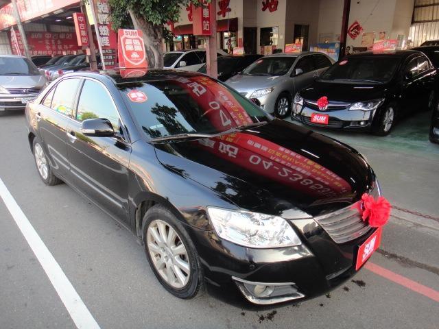 08 CAMRY冠美麗 2.0 黑~扺跑6.7萬真是如新車.極美!