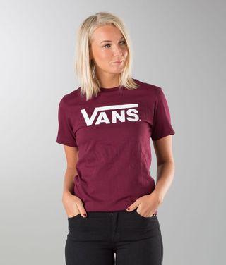 VANS Burgundy Shirt