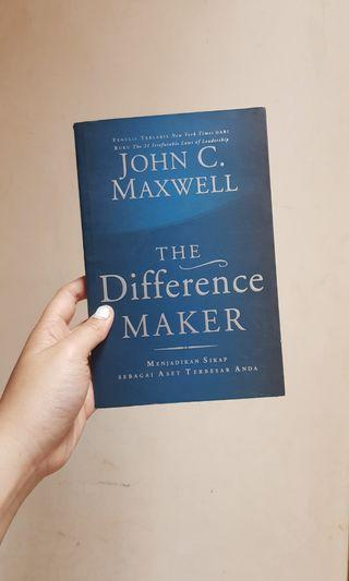 The Difference Maker - John C. Maxwelm