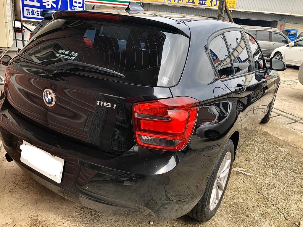 小婕嚴選好車~15年 BMW 118i