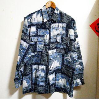 古著 襯衫 80s/90s