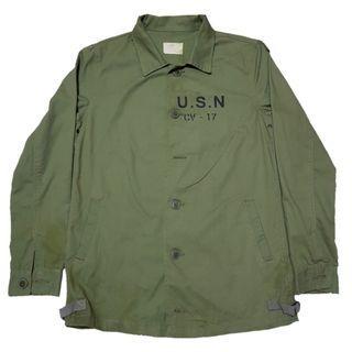 USN vintage Military Jacket by Milady #lemaribersih