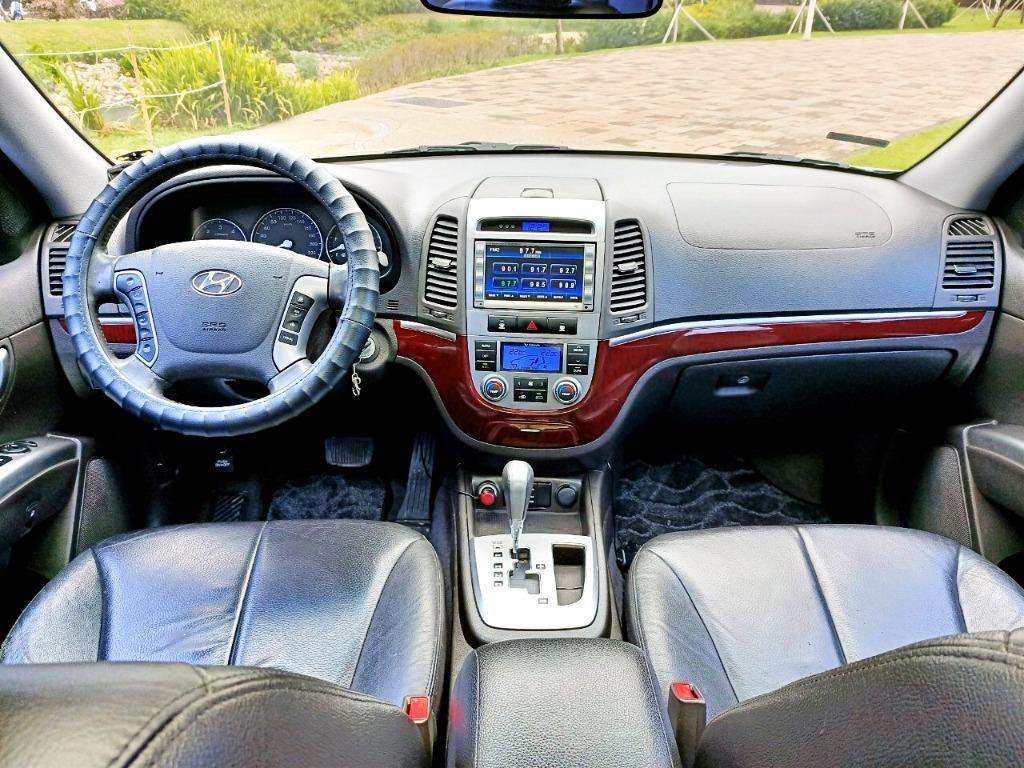 2012 Hyundai Santa Fe 2.2