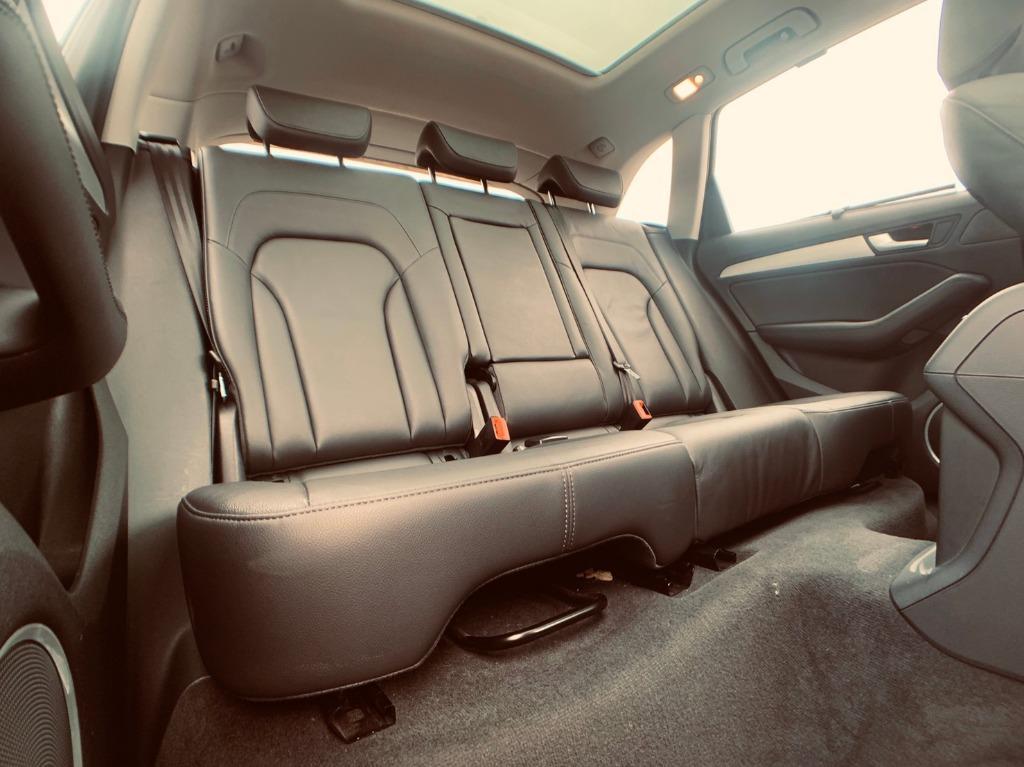 2013年 Audi Q5 TFSI quattro 2.0t 皇室藍 四輪驅動 SUV 頂級 掀背車 一手車 原版件 里程保固 原廠保養 全車無事故 無泡水 非自售 可買車找錢 可超貸
