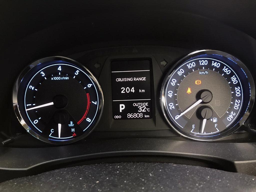 2015 Toyota Corolla Altis 1.6L CVT for Grab/Personal Use
