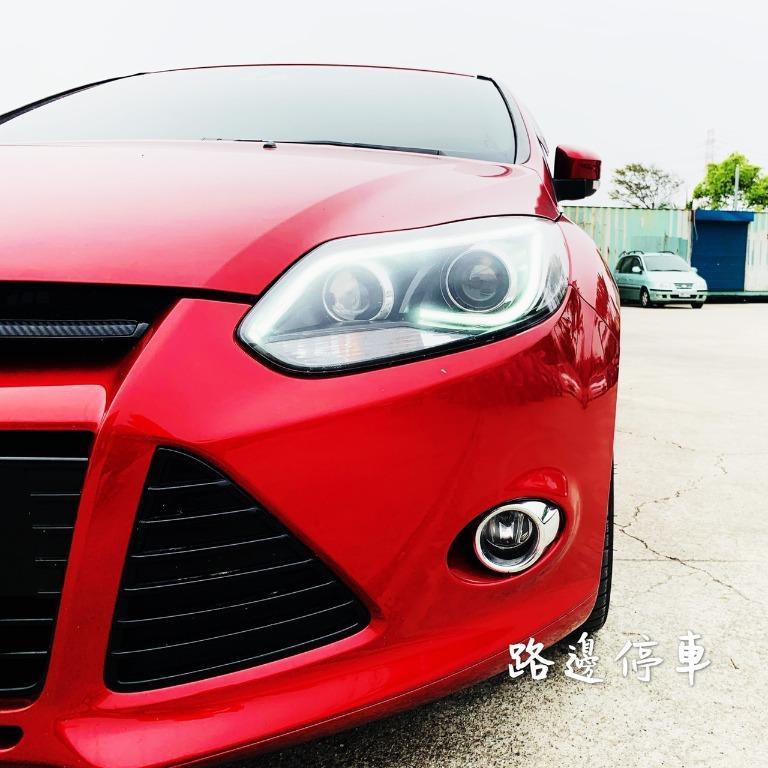 福特 2014年 Focus 柴油 摸門 超低利率 全額貸款