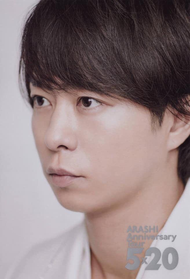 Arashi嵐 5x20 第3彈 File (櫻井翔)