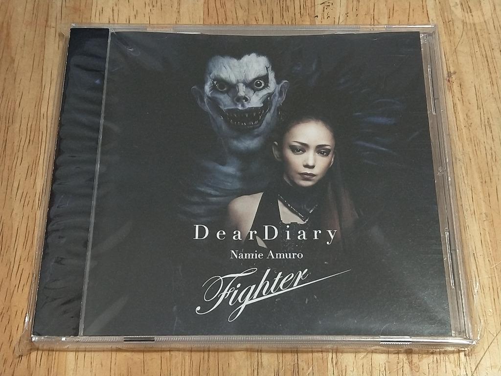 安室奈美恵 / 安室奈美惠 / Namie Amuro - Dear Diary / Fighter (日本租賃盤 / Fighter)