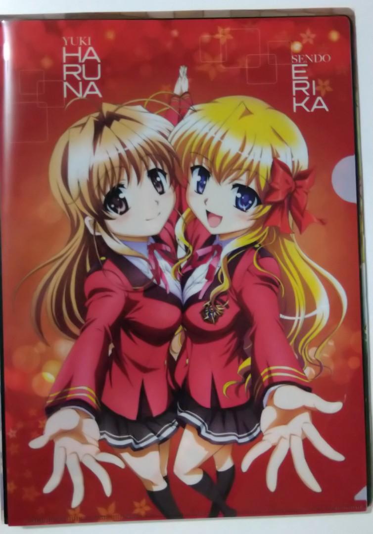 「動漫」 我的妹妹哪有這麼可愛  赤色的約定  夏目友人帳  file  A4