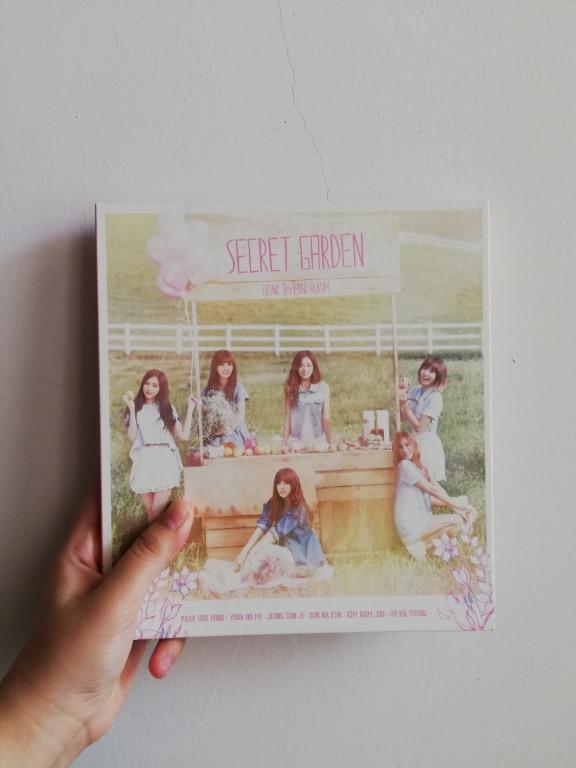 Apink Secret Garden 'Nonono' 3rd Mini Album (No Photocard)