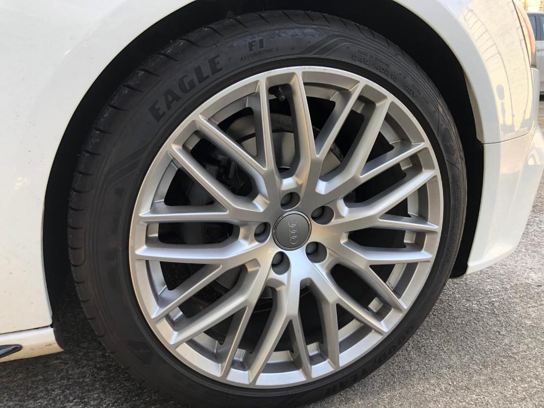 Audi A5 Sportback (s-line) Auto