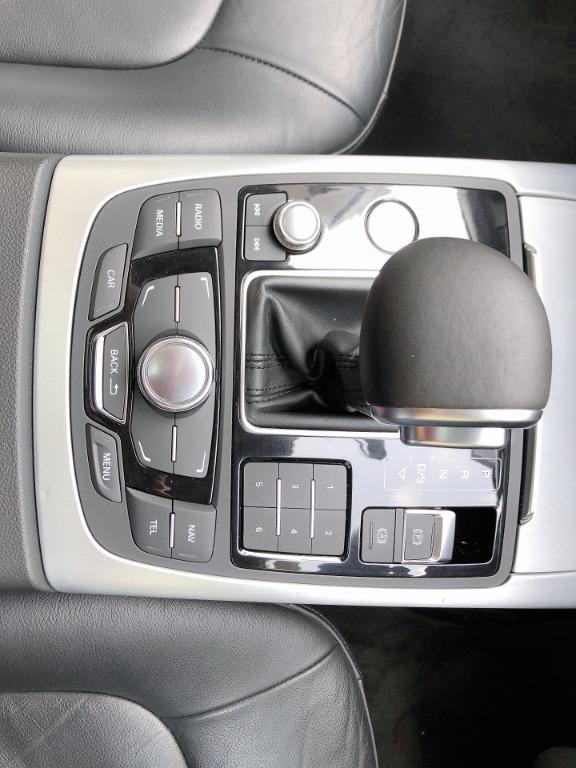 Audi    A7 SPORTBACK 3.0 TFSI QUATTRO   2012 Auto